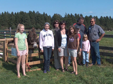 Open Farm Day 2008 – 2009