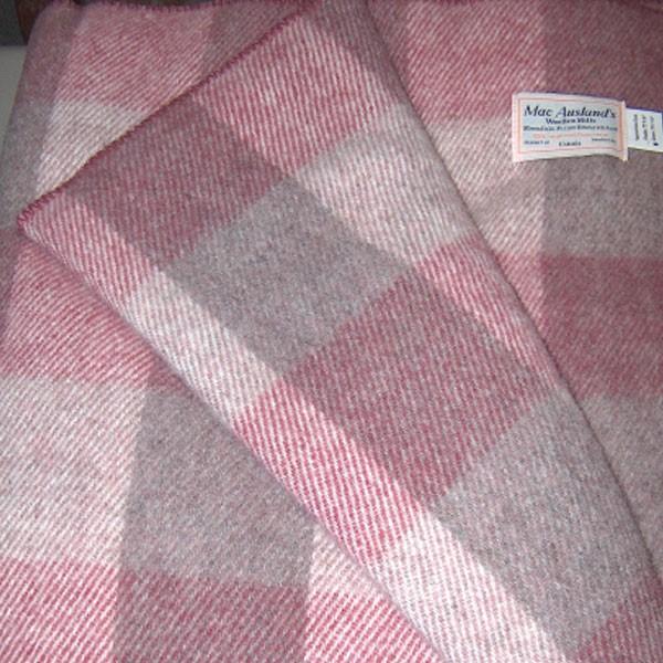 Brookridge Farm: Wool Blanket