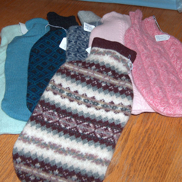 Brookridge Farm: Hot Water Bottles