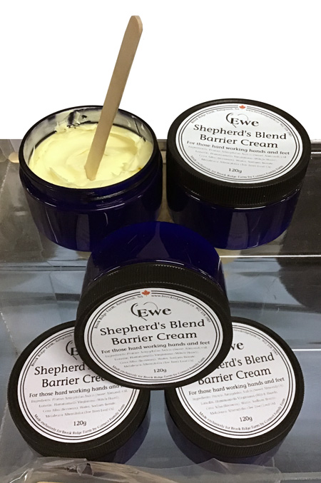 Shepherd's Blend Barrier Cream - Brook Ridge Farm
