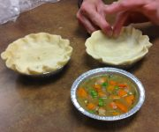 Nova Scotia Lamb Pot Pies - Brook Ridge Farm