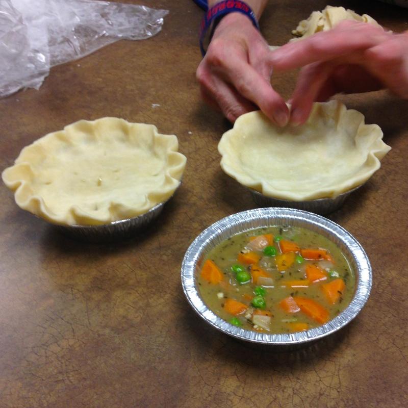 Nova Scotia Lamb Pot Pies - Brook Ridge Farm